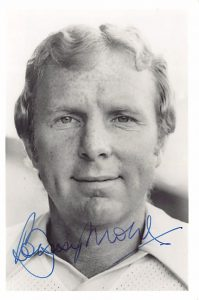 Bobby Moore Autograph Photograph