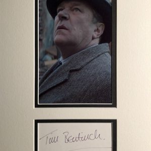 Timothy Charles Robert Noel Bentinck, MBE (born 1 June 1953), commonly known as Tim Bentinck, is an English actor and writer