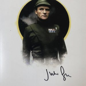 Known for portraying the character General Maximilian Veers in Star Wars: Episode V - The Empire Strikes Back