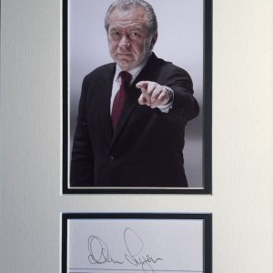 Alan Michael Sugar, Baron Sugar is a British business magnate, media personality, politician, and political adviser.