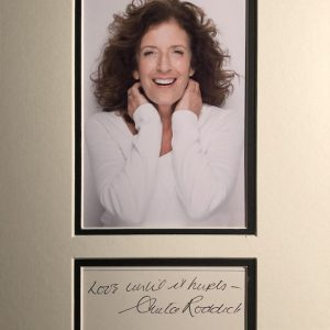 Dame Anita Lucia Roddick, DBE (23 October 1942 – 10 September 2007) was a British businesswoman, human rights activist and environmental campaigner, best known as the founder of The Body Shop