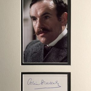Colin George Blakely (23 September 1930 – 7 May 1987) was a Northern Irish actor. He had roles in the films A Man for All Seasons (1966), The Private Life of Sherlock Holmes (1970), Murder on the Orient Express (1974), and Equus (1977).