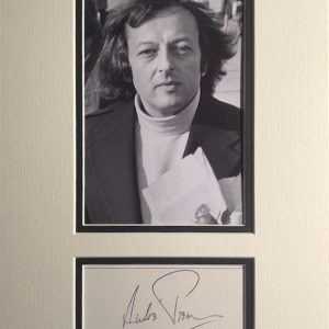 André George Previn (born Andreas Ludwig Priwin; April 6, 1929 – February 28, 2019) was an American musician born in Germany. His career had three prongs: Hollywood, jazz, and classical music.