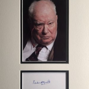Sir Patrick Alfred Caldwell-Moore CBE HonFRS FRAS (4 March 1923 – 9 December 2012 was an English amateur astronomer who attained prominence in that field as a writer, researcher, radio commentator and television presenter.