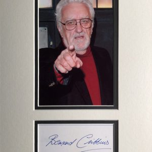 Bernard Joseph Cribbins, OBE (born 29 December 1928) is an English actor and comedian whose career spans over seventy years