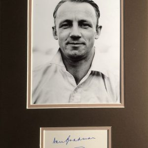 Sir Donald George Bradman, AC (27 August 1908 – 25 February 2001), nicknamed