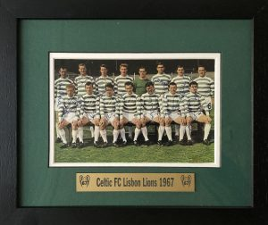 Glasgow Celtic Lisbon Lions