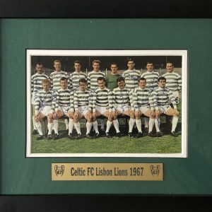 The Lisbon Lions is the nickname given to the Celtic team that won the European Cup at the Estádio Nacional near Lisbon, Portugal on 25 May 1967, defeating Inter Milan 2–1.