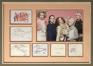 Absolutely Fabulous Framed Montage