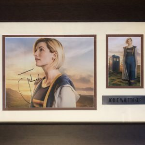 Jodie Whittaker (born 17 June 1982) is an English actress, On 16 July 2017, the BBC announced that Whittaker would become the thirteenth incarnation of The Doctor in the British TV series Doctor Who
