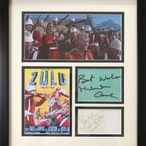 Zulu is a 1964 British epic war film depicting the Battle of Rorke's Drift between the British Army and the Zulus in January 1879